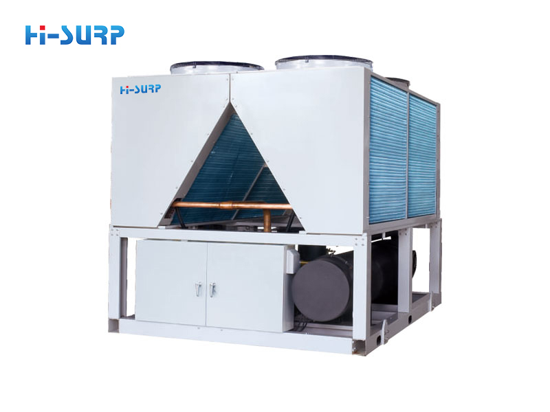 Máy làm mát bằng không khí hiệu quả cao năm đơn vị chức năng