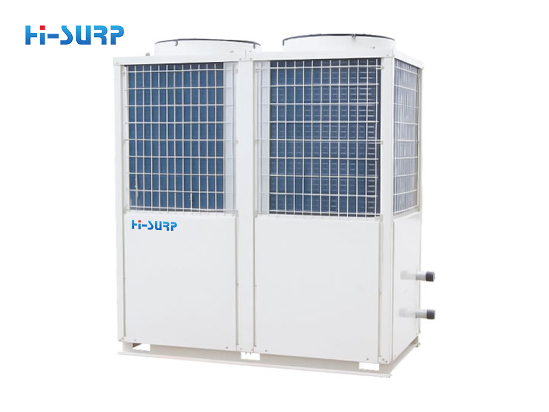 máy nước nóng bơm nhiệt nguồn không khí